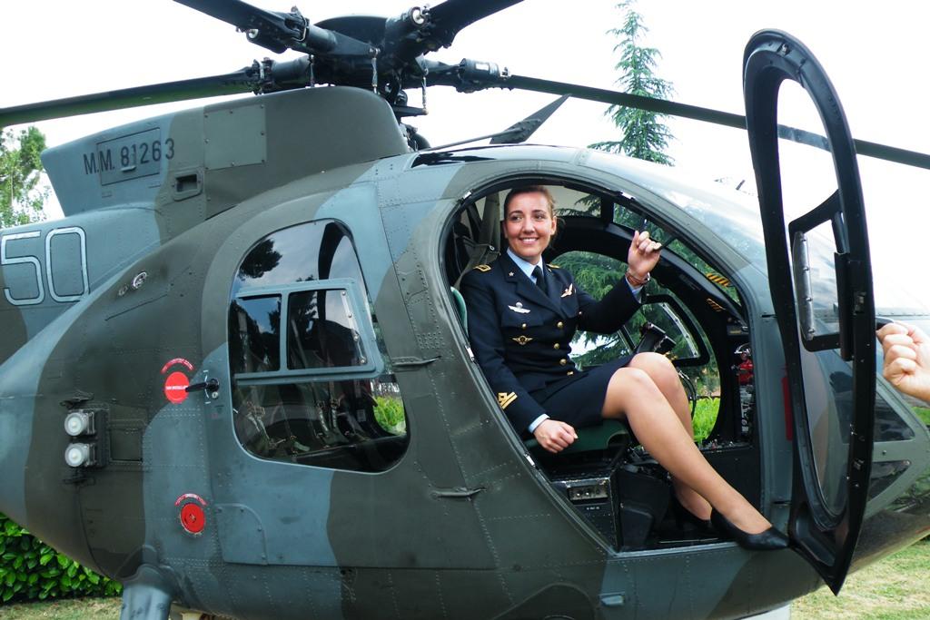 Elicottero 72 Stormo : I voli del tenente carla angelucci at storieabruzzesi