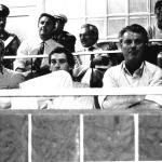 Dall'archivio spunta una foto di Ayrton Senna con un giovane Sergio Valente accanto all'imprenditore Pietro Scibilia