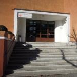 La sede del GSSI a L'Aquila ospitava una volta l'Istituto superiore di educazione fisica (Isef)