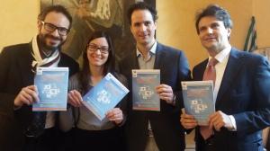 I relatori dell'iniziativa