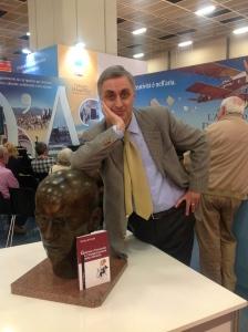 Enrico Di Carlo al Salone del Libro di Torino nel 2013