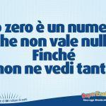 Il testo di uno dei messaggi della campagna di lancio del Superenalotto curata da Gabriele Di Donato